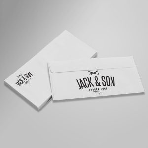 cheap envelope printing London