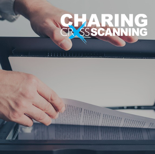 document scanning archiving services