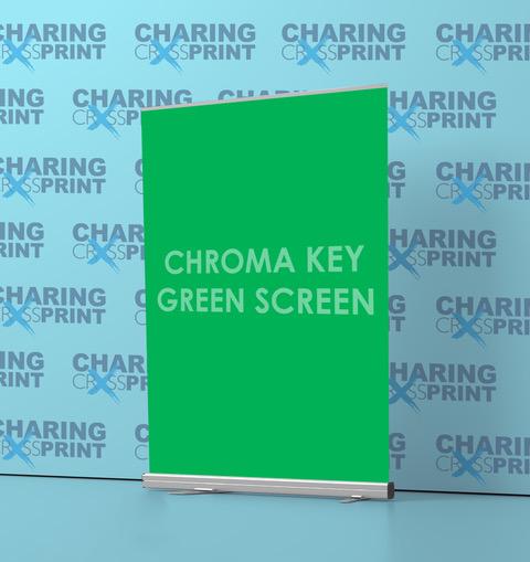 chroma key screens green screens